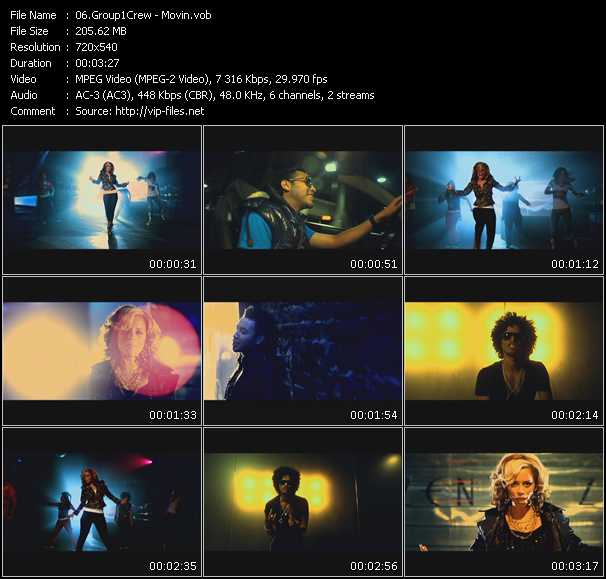 Group 1 Crew video screenshot