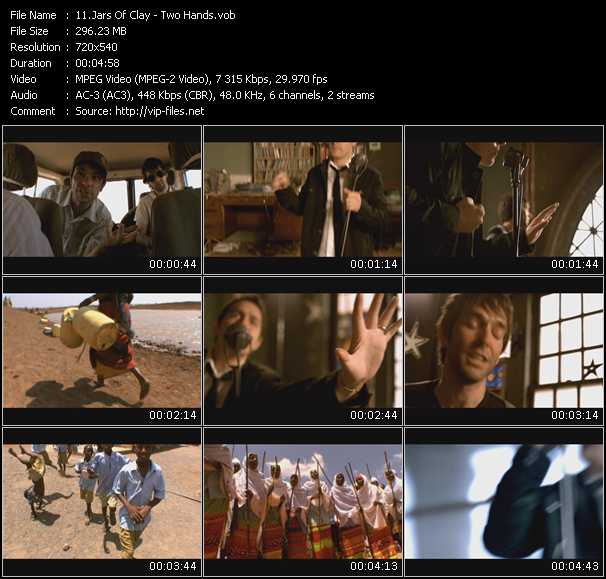 Jars Of Clay video screenshot
