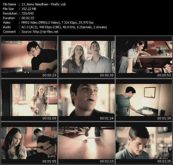 Jimmy Needham video screenshot