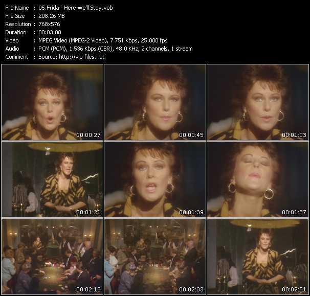 Frida video screenshot