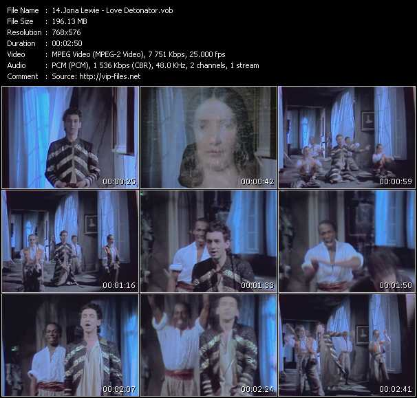 Jona Lewie video screenshot