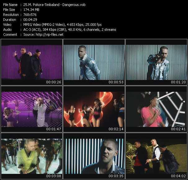 Timbaland, M. Pokora And Sebastian video screenshot