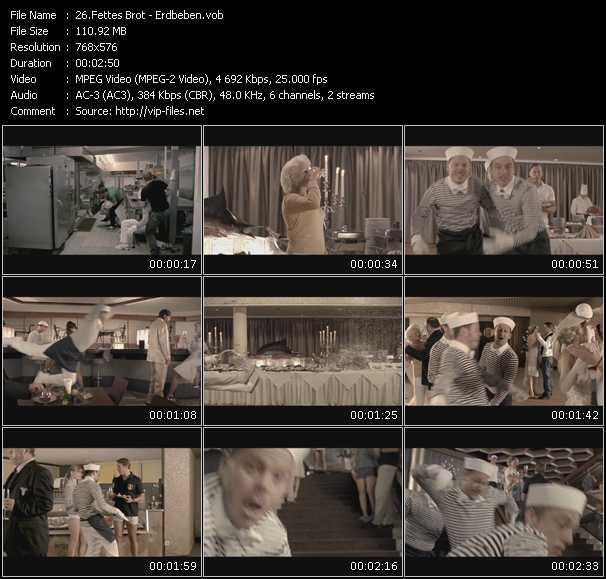 Fettes Brot video screenshot