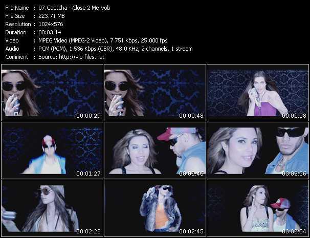 Captcha video screenshot