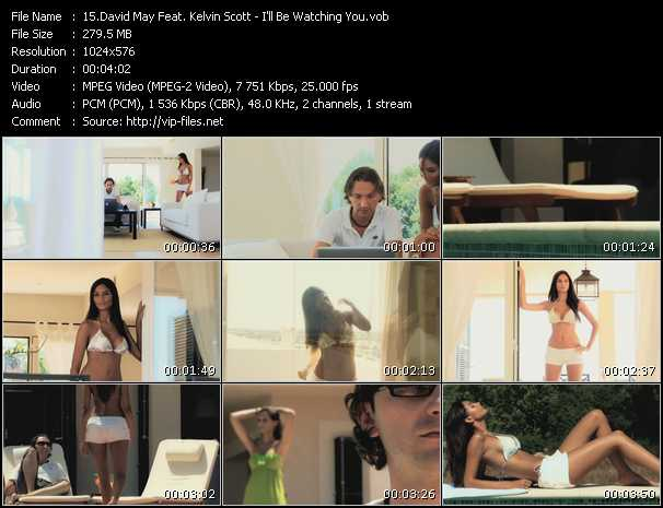 David May Feat. Kelvin Scott video screenshot