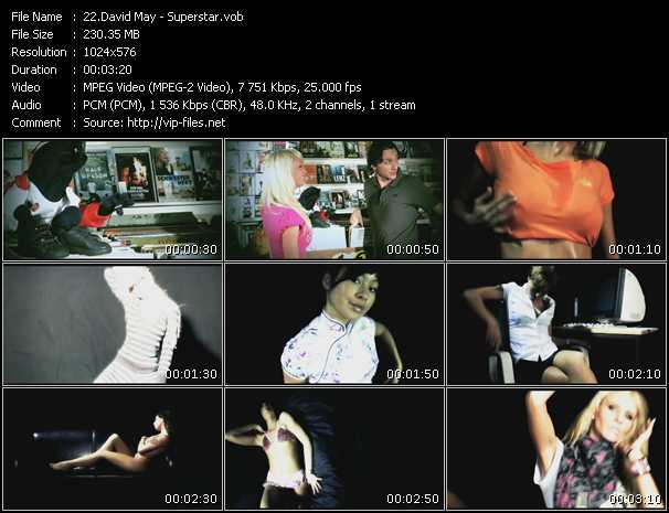 David May video screenshot