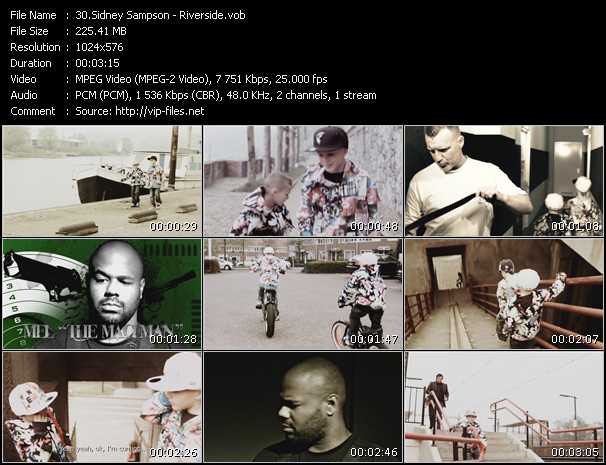 Sidney Samson video screenshot