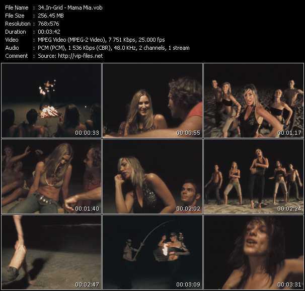 In-Grid video screenshot