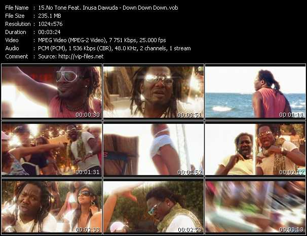 No Tone Feat. Inusa Dawuda video screenshot