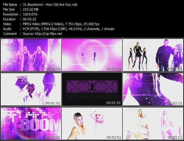 Boomtown video screenshot