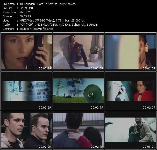 Aquagen video screenshot