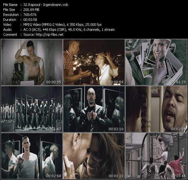Rapsoul video screenshot