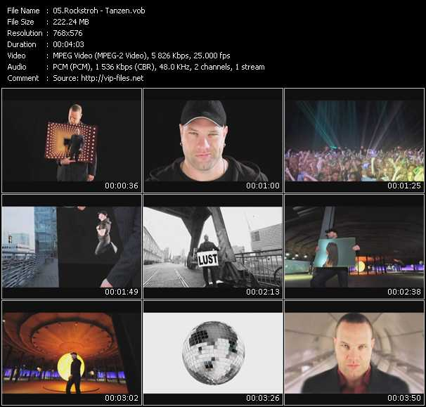 Rockstroh video screenshot