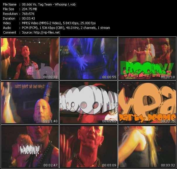 666 Vs. Tag Team video screenshot
