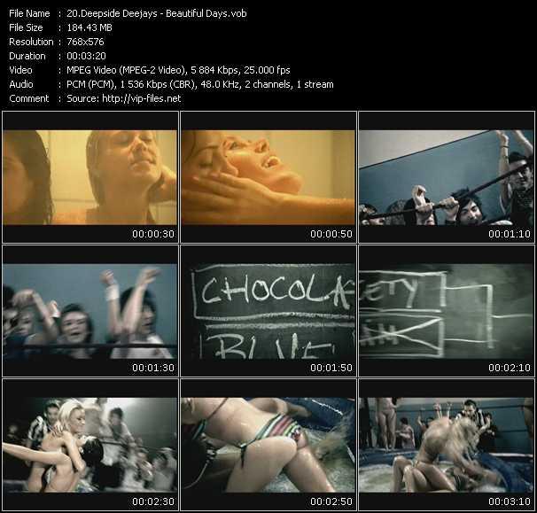 Deepside Deejays video screenshot