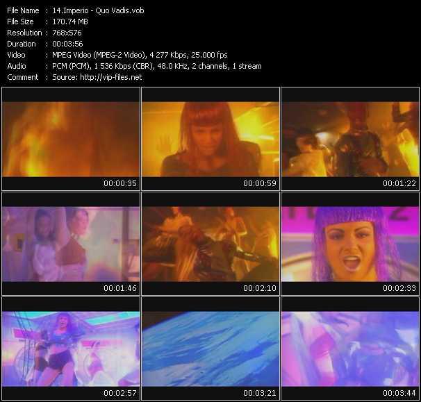 Imperio video screenshot