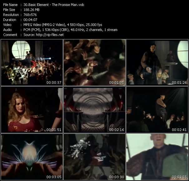 Basic Element video screenshot