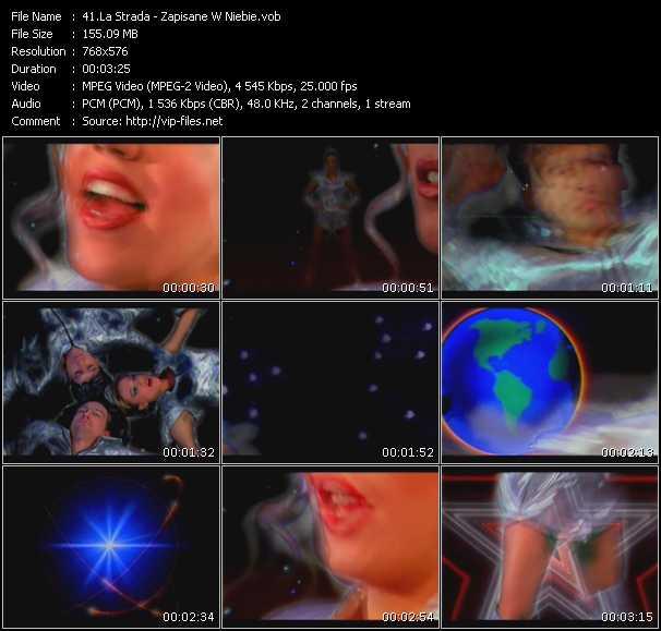 La Strada video screenshot