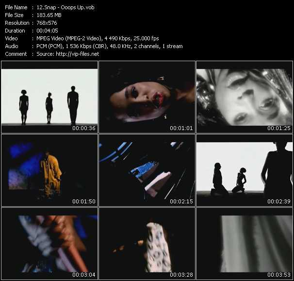 video Ooops Up screen