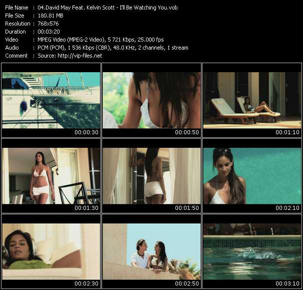 David May Feat. Kelvin Scott video screenshot
