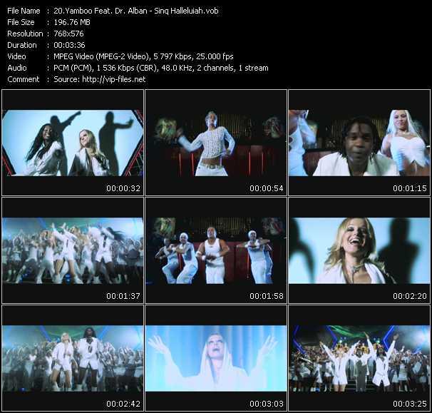 Yamboo Feat. Dr. Alban video screenshot