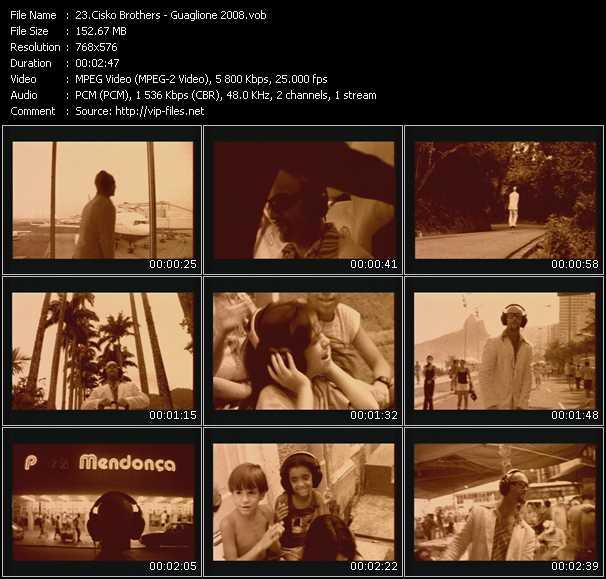 Cisko Brothers video screenshot