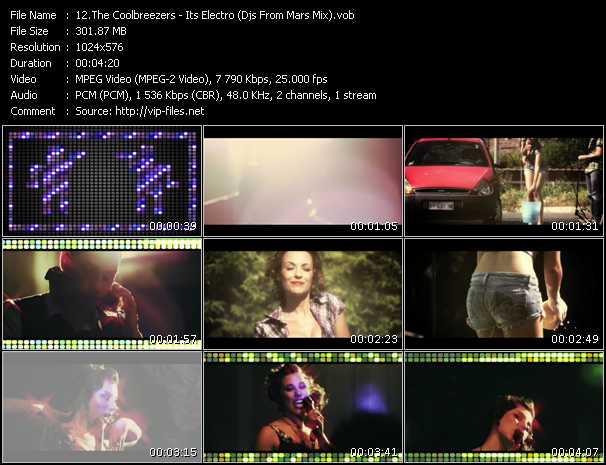 Coolbreezers video screenshot