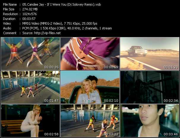 Candee Jay video screenshot