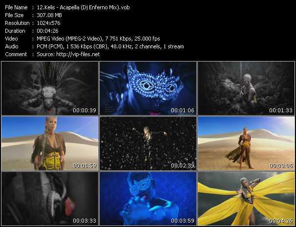 video Acapella (Dj Enferno Mix) screen