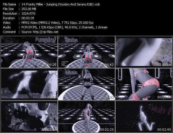 Franky Miller video screenshot