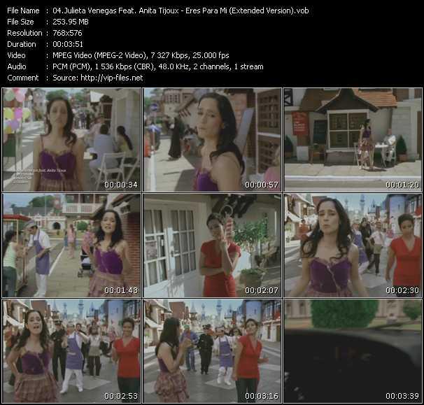 Julieta Venegas Feat. Anita Tijoux video screenshot