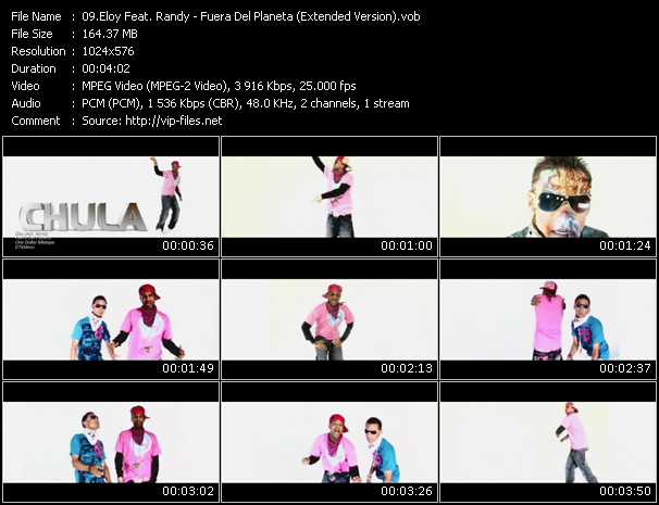 Eloy Feat. Randy video screenshot