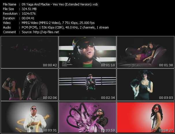 Yaga And Mackie video screenshot
