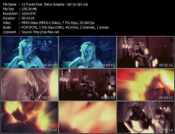 Fundo Feat. Elena Josepha video screenshot