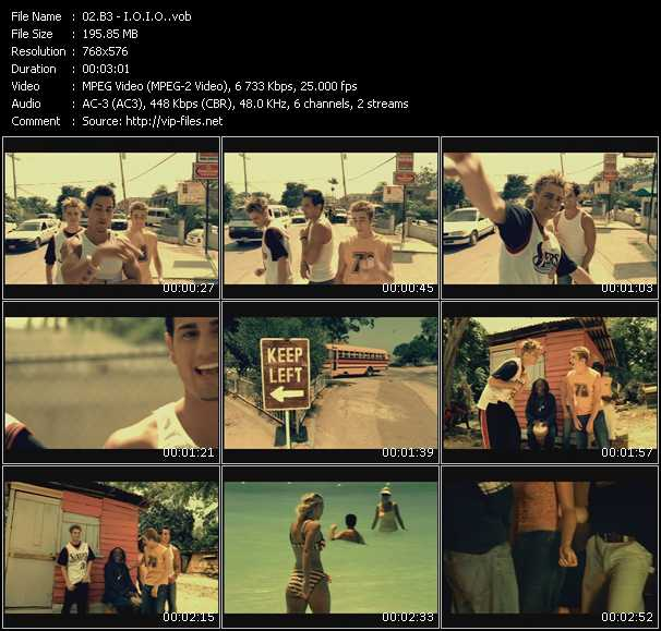 B3 video screenshot