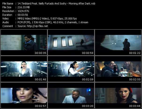 video Morning After Dark screen