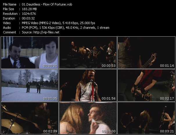 Dauntless video screenshot