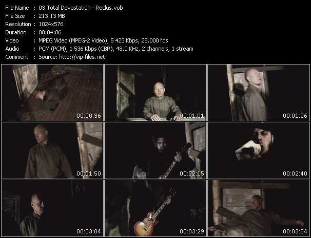 Total Devastation video screenshot