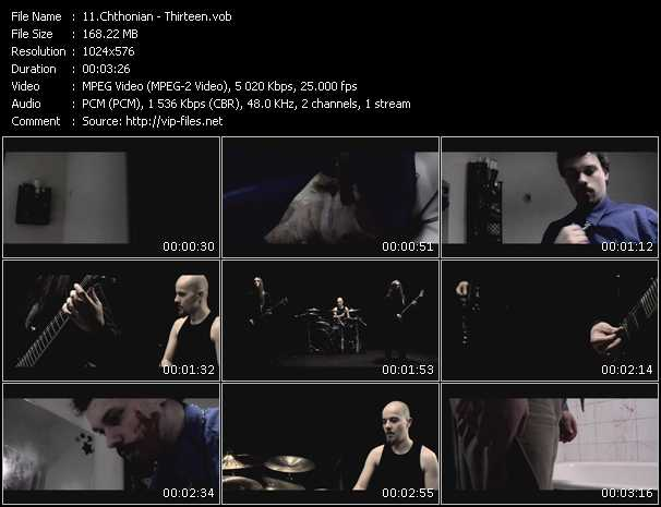 Chthonian video screenshot