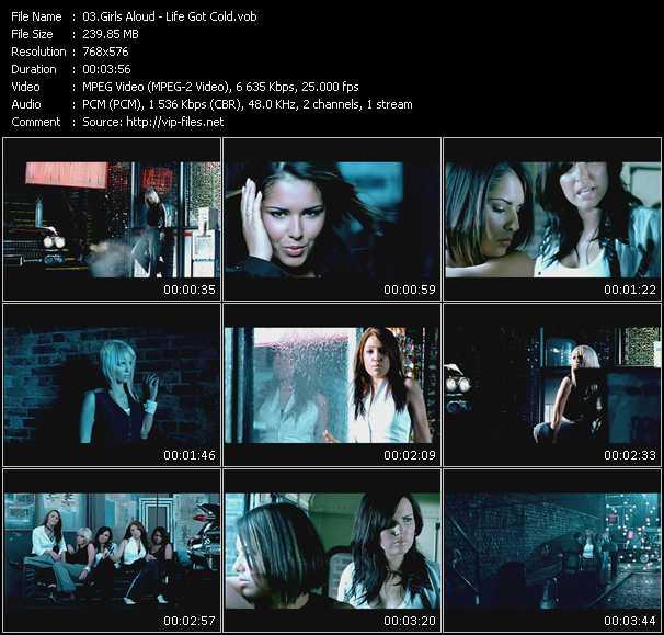 video Life Got Cold screen