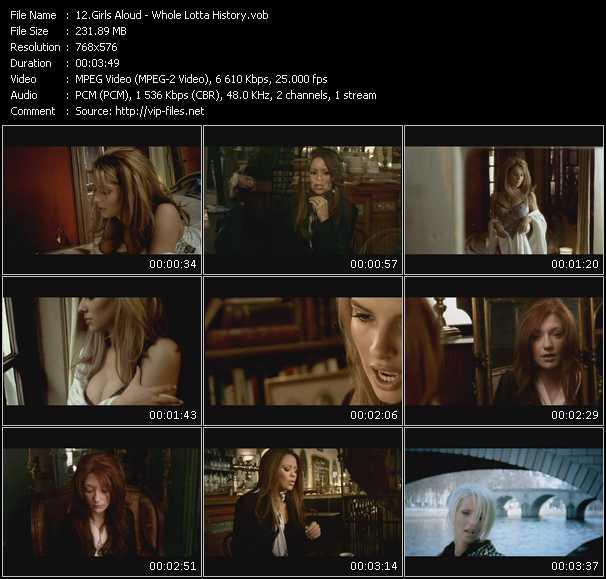 video Whole Lotta History screen