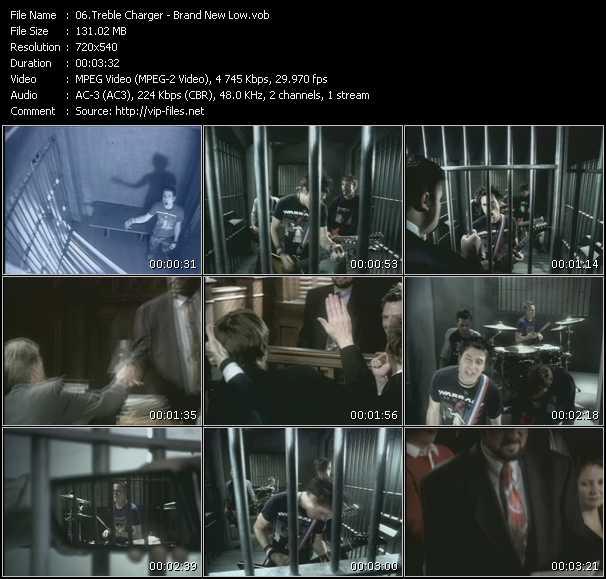Treble Charger video screenshot