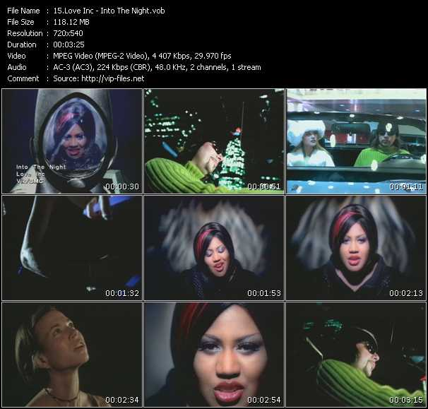 Love Inc video screenshot