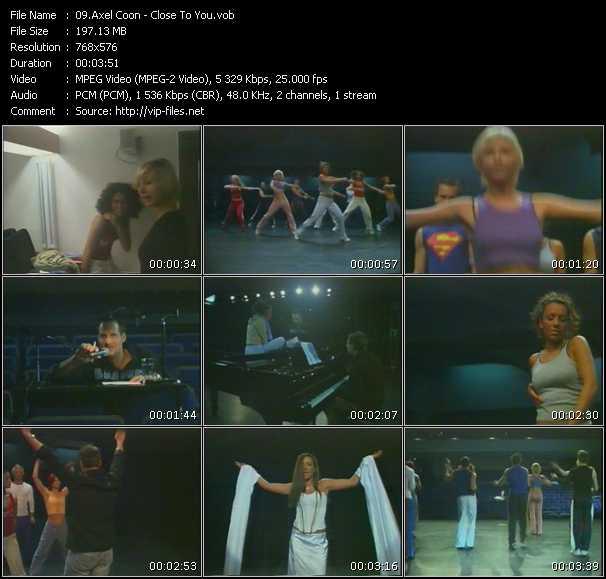 Axel Coon video screenshot