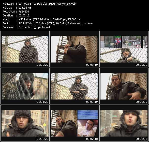 Royal S video screenshot