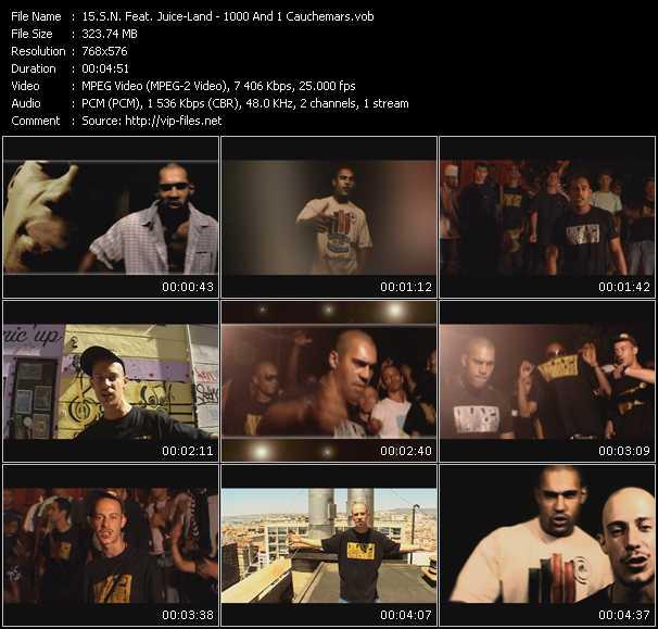S.N. Feat. Juice-Land video screenshot