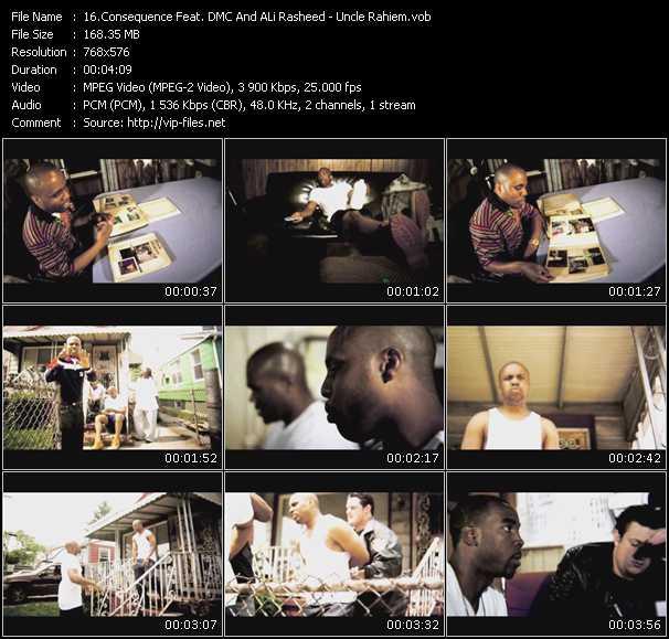 Consequence Feat. DMC And ALi Rasheed video screenshot