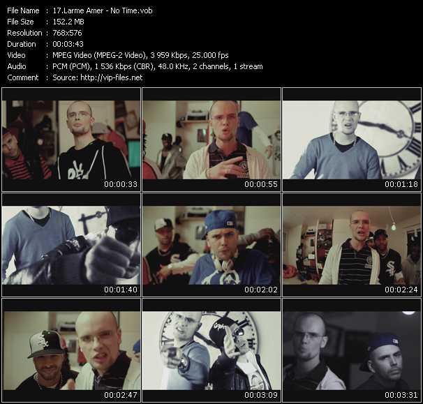 Larme Amer video screenshot