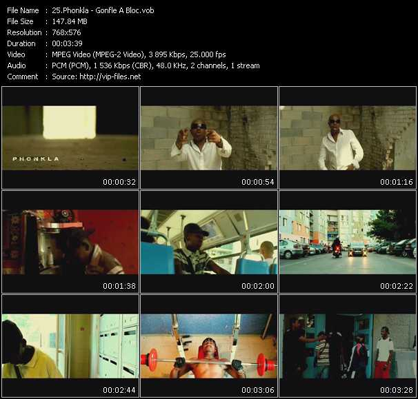 Phonkla video screenshot