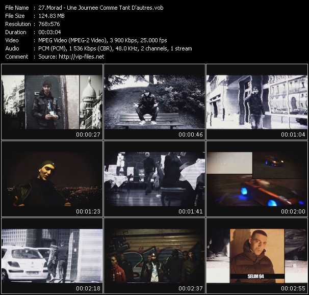 Morad video screenshot